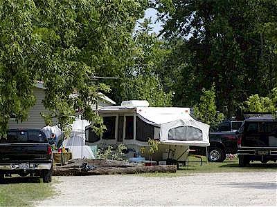 Gala Resort & Campgrounds Campsite Rentals